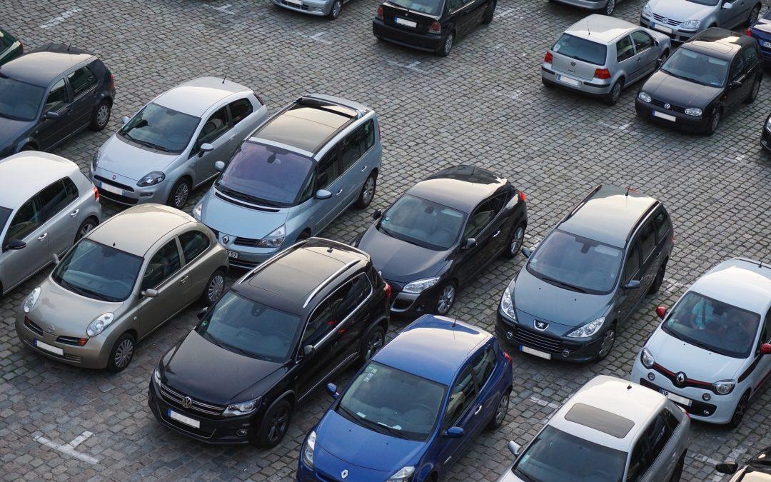 Parken auf Schulhöfen